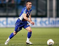 Fotball<br /> Frankrike<br /> Foto: Dppi/Digitalsport<br /> NORWAY ONLY<br /> <br /> FOOTBALL - FRENCH CHAMPIONSHIP 2007/2008 - L2 - ES TROYES v FC GUEUGNON - 11/04/2008 - NABIL BERKAK (TRO)
