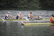 Lucerne, SWITZERLAND. GBR W8+,  [ Bow, beth RODFORD, Carla ASHFORD, Alice FREEMAN, Natasha PAGE, Natasha HOWARD, Katie GREVES, stroke, Jessica Jane  EDDIE, and cox Caroline O'CONNER], approach the finishing line in their afternoon semi final, at the  2008 FISA World Cup Regatta, Round 2.  Lake Rotsee, on Saturday, 31/05/2008.  [Mandatory Credit:  Peter Spurrier/Intersport Images].Lucerne International Regatta. Rowing Course, Lake Rottsee, Lucerne, SWITZERLAND.