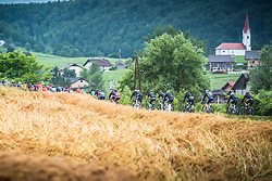 5th Stage of 26th Tour of Slovenia 2019 cycling race between Trebnje and Novo mesto (167,5 km), on June 23, 2019 in Slovenia. . Photo by Peter Podobnik / Sportida