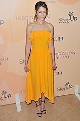 Amanda Crew arrives at Step Up's 14th Annual Inspiration Awards held athe Beverly Hilton in Beverly Hills, CA on Friday, June 2, 2017. (Photo By Sthanlee B. Mirador) *** Please Use Credit from Credit Field ***