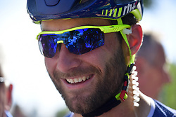 July 4, 2017 - Mondorf Les Bains / Vittel, Luxembourg / France - VITTEL, FRANCE - JULY 4 : VAN KEIRSBULCK Guillaume (BEL) Rider of Wanty - Groupe Gobert pictured after stage 4 of the 104th edition of the 2017 Tour de France cycling race, a stage of 207.5 kms between Mondorf-Les-Bains and Vittel on July 04, 2017 in Vittel, France, 4/07/2017 (Credit Image: © Panoramic via ZUMA Press)