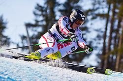 06.02.2011, Hannes-Trinkl-Strecke, Hinterstoder, AUT, FIS World Cup Ski Alpin, Men, Hinterstoder, Riesentorlauf, im Bild Roland Leitinger (AUT) // Roland Leitinger (AUT) during FIS World Cup Ski Alpin, Men, Giant Slalom in Hinterstoder, Austria, February 06, 2011, EXPA Pictures © 2011, PhotoCredit: EXPA/ J. Feichter