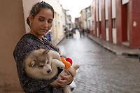 New Puppy mom, Holguin, Cuba 2020 from Santiago to Havana, and in between.  Santiago, Baracoa, Guantanamo, Holguin, Las Tunas, Camaguey, Santi Spiritus, Trinidad, Santa Clara, Cienfuegos, Matanzas, Havana