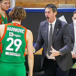 20201230: SRB, Basketball - ABA League 2020/21, KK FMP Zeleznik vs KK Cedevita Olimpija