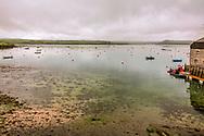 04-05-2018 - Idyllische plekjes langs het water, zoals hier bij Rock, vlakbij St Enodoc