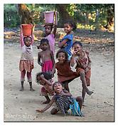 Happy children at Nahampoana Private Reserve, Madagascar.  Nikon D5, 70-200mm @ 86mm, f4, 1/400sec, ISO800, Aperture priority