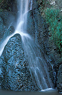Detail, Darwin Falls, Darwin Canyon, Death Valley National Park, California