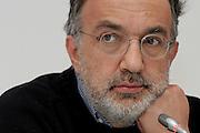 © Filippo Alfero<br /> Torino, 04/04/2012<br /> Assemblea Azionisti Fiat<br /> Nella foto: Sergio Marchionne