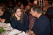 DASHA ZHUKOVA; ANDREAS GURSKY Opening of Morris Lewis: Cyprien Gaillard. From Wings to Fins, Sprüth Magers London Grafton St. London. Afterwards dinner at Simpson's-in-the-Strand hosted by Monika Spruth and Philomene Magers.