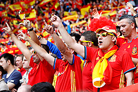Spain Supporters celebrate <br /> Toulouse 13-06-2016 Stade de Toulouse Footballl Euro2016 Spain - Czech Republic  / Spagna - Repubblica Ceca Group Stage Group D. Foto Matteo Ciambelli / Insidefoto