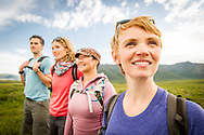 Stock image gathering for Yukon Tourism for all promotional materials.