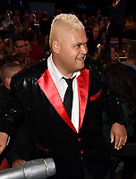 Heavy D  at the Celebrity Big Brother - Live Final   2016