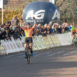 04-11-2018: Wielrennen: EK veldrijden: Rosmalen<br />