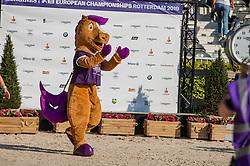 Mascotte EC Rotterdam<br /> European Championship Dressage<br /> Rotterdam 2019<br /> © Hippo Foto - Dirk Caremans