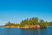 Cottages on Lake of the Woods<br />