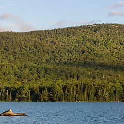 Bald Mountain Pond. Bald Mountain Township, Maine.