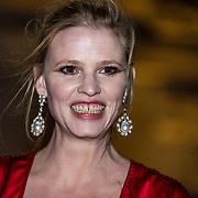 NLD/Amsterdam//20170309 - 5 jarig bestaan Vogue, Lara Stone