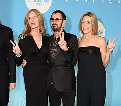 2018 Unicef Snowflake Ball Cipriani Wall Street, NY. 27 Nov 2018 Pictured: Barbara Bach, Ringo Starr, Sheryl Crow. Photo credit: RCF / MEGA TheMegaAgency.com +1 888 505 6342