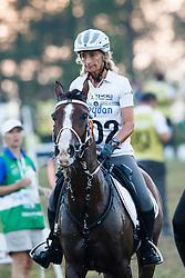 Boulanger Carine, BEL, Tawfiq du Courtisot<br /> World Equestrian Games - Tryon 2018<br /> © Hippo Foto - Sharon Vandeput<br /> 12/09/2018