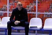 DESCRIZIONE : Brindisi  Lega A 2015-16<br /> Enel Brindisi-Olimpia EA7 Emporio Armani Milano<br /> GIOCATORE : Flavio Portaluppi<br /> CATEGORIA : Before Pregame<br /> SQUADRA : Olimpia EA7 Emporio Armani Milano<br /> EVENTO : Campionato Lega A 2015-2016<br /> GARA :Enel Brindisi-Olimpia EA7 Emporio Armani Milano<br /> DATA : 10/04/2016<br /> SPORT : Pallacanestro<br /> AUTORE : Agenzia Ciamillo-Castoria/D.Matera<br /> Galleria : Lega Basket A 2015-2016<br /> Fotonotizia : Brindisi  Lega A 2015-16 Enel Brindisi-Olimpia EA7 Emporio Armani Milano<br /> Predefinita :
