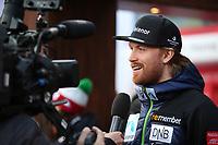 Alpint<br /> FIS World Cup<br /> 22.10.2015<br /> Foto: Gepa/Digitalsport<br /> NORWAY ONLY<br /> <br /> SOELDEN , AUSTRIA,<br /> FIS World Cup season opening, Rettenbachferner, preview. Image shows Leif Kristian Haugen (NOR).