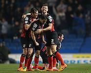 Brighton and Hove Albion v Bournemouth 100415