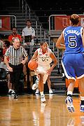 2008 University of Miami Women's Basketball vs Duke