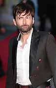 22-09-14: 'What We Did on Our Holiday' - <br /> World Premiere, David Tennant arrives<br /> ©Exclusivepix