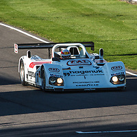 #7, Porsche TWR WSC95, winning car Le Mans 24H, 1997, driven by Tom Kristensen, at Goodwood SpeedWeek, October 2020 (Friday), Le Mans demo run