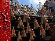 Vietnam, Ho Chi Min City:the ..Pagoda