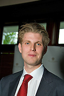 Eric Trump at the opening of Trump National Golf Club Washington DC
