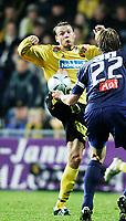 Fotball Tippeliga LILLESTRØM vs BODØ/GLIMT Arild Gilbert Sundgot, LSK<br /> Foto Kurt Pedersen