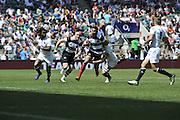 "Twickenham; GREAT BRITAIN;  Baa Baa's, Casey LAULALA, during the England vs Barbarians [Baa Baa's],  at Twickenham Stadium; Surrey on, Sunday  26/05/2013   [Mandatory Credit; ""Photo, Peter Spurrier/Intersport-images]"
