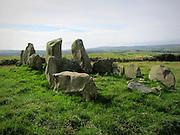 Temple of Deen, Culdaff, Donegal, c.1500 b.c  2500 b.c