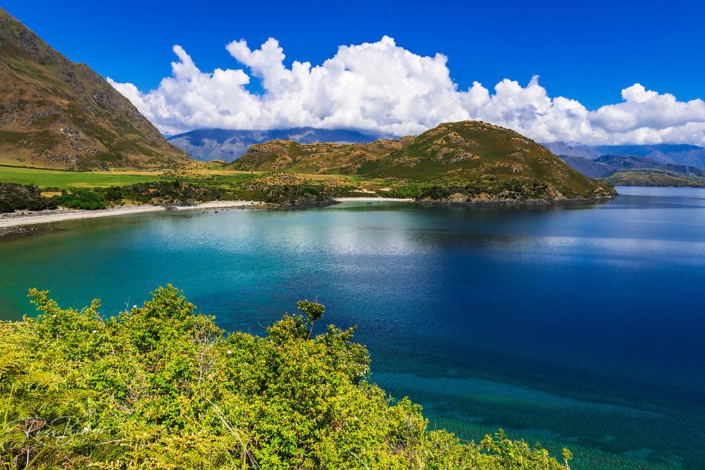 Lake Wanaka, Otago, South Island, New Zealand