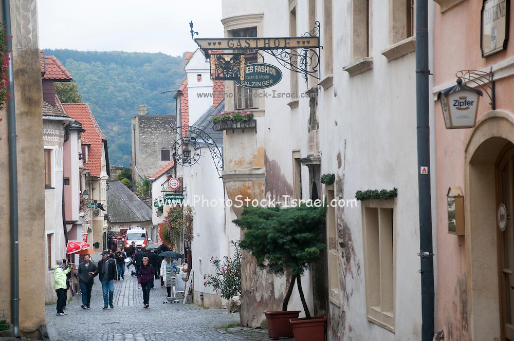 Dürnstein, Krems-Land district, Wachau Valley, Austria