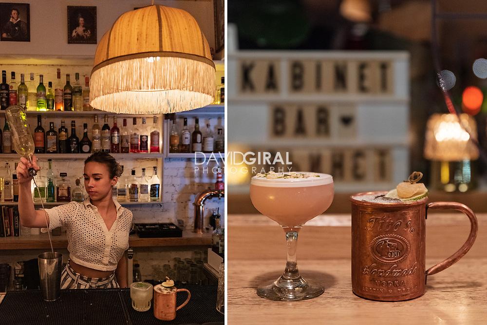 Kabinet Bar / Datcha - Plateau Mont Royal - Montreal