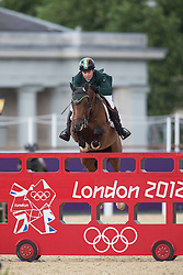 O'Connor Cian (IRL)  -Blue Loyd 12<br /> Olympic Games London 2012<br /> © Dirk Caremans