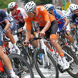 LEUVEN (BEL): CYCLING: SEPTEMBER 26th: Elite Men: Mathieu van der Poel