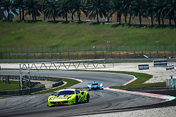 February 24, 2019 - Sepang, Malaisie - 11 CAR GUY (JPN) FERRARI 488 GT3 GT TAKESHI KIMURA (JPN) KEI COZZOLINO (JPN) JAMES CALADO  (Credit Image: © Panoramic via ZUMA Press)