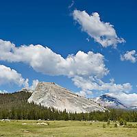 Yosemite national park, California - Lembert dome and Tuolumne meadows