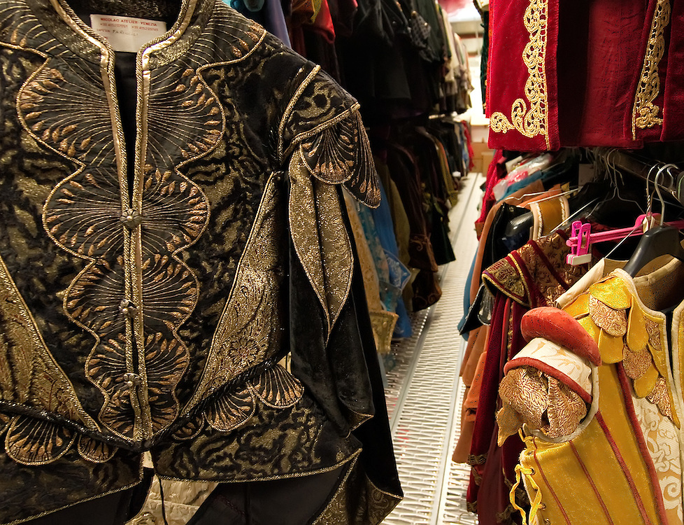 Venice  Atelier Nicolao Costumes and Theatrical productions..HOW TO BUY THIS PICTURE: please contact us via e-mail at sales@xianpix.com or call our offices in Milan at (+39) 02 400 47313 or London   +44 (0)207 1939846 for prices and terms of copyright..