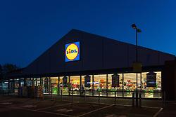 CPG Lidl Store Opening Basildon. Basildon, Essex, November 08 2018.