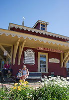Wolfeboro features for New England Boating.  ©2016 Karen Bobotas Photographer