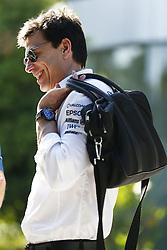 September 30, 2016 - Sepang, Malaysia - Motorsports: FIA Formula One World Championship 2016, Grand Prix of Malaysia, .Toto Wolff (AUT, Mercedes AMG Petronas Formula One Team) (Credit Image: © Hoch Zwei via ZUMA Wire)