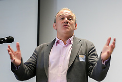 "© Licensed to London News Pictures. 20/07/2019. London, UK. Liberal Democrat leadership contender ED DAVEY speaks at Social Liberal Forum conference in north London on ""Climate Justice - How to Decarbonise Capitalism and Tackle Poverty"". Photo credit: Dinendra Haria/LNP"