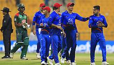 Afghanistan v Bangladesh - 20 Sept 2018