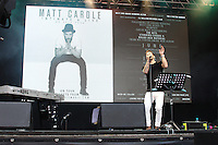 West End Live 2016; Trafalgar Square; London UK; 18-19 June 2016; Photo by Brett D. Cove; Matt Cardle