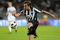Fotball<br /> Italia<br /> Foto: Insidefoto/Digitalsport<br /> NORWAY ONLY<br /> <br /> Alessandro Del Piero (Juventus) <br /> <br /> Juventus vs Sturm Graz<br /> Ritorno di Europa League 2011 - UEFA Europa League 2011 2nd leg<br /> 26.08.2010