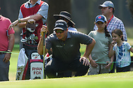 Ryan Fox (NZL) looks over his chip on to 3 during Rd4 of the World Golf Championships, Mexico, Club De Golf Chapultepec, Mexico City, Mexico. 2/23/2020.<br /> Picture: Golffile   Ken Murray<br /> <br /> <br /> All photo usage must carry mandatory copyright credit (© Golffile   Ken Murray)